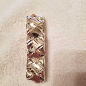 EUC Silver Toned Chico's Bracelet